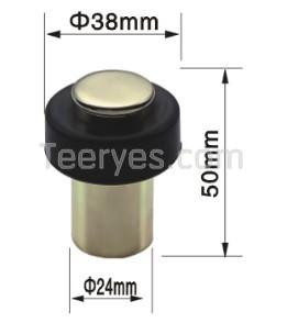 Zinc alloy Door Stopper-DS006