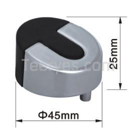 Zinc alloy Door Stopper-DS012