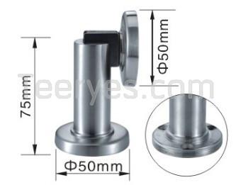 Stainless steel Door Stopper-DS041B
