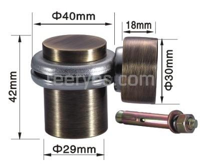 Magnetic Door Stopper-DS050