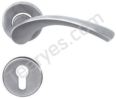 Solid Lever Handle-TS013
