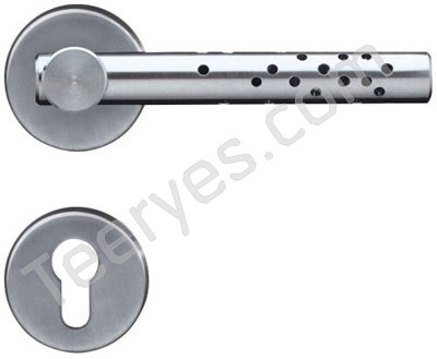 Solid Lever Handle-TS024