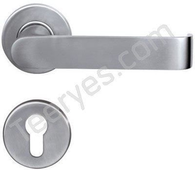 Solid Lever Handle-TS032