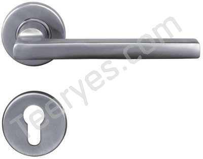 Solid Lever Handle-TS034