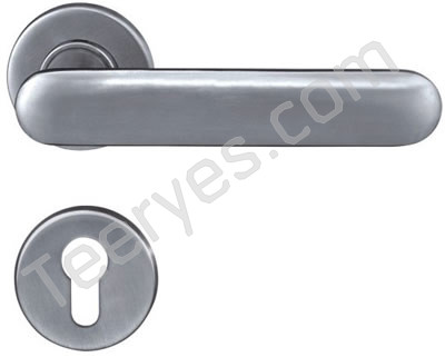 Solid Lever Handle-TS035