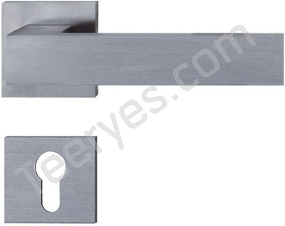 Solid Lever Handle-TS037