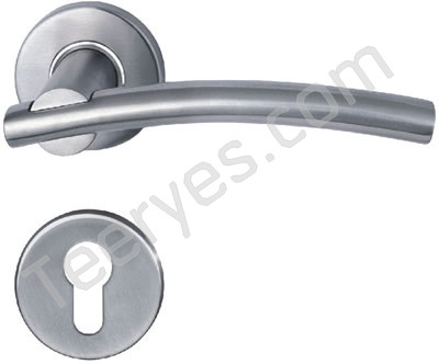 Solid Lever Handle-TS039