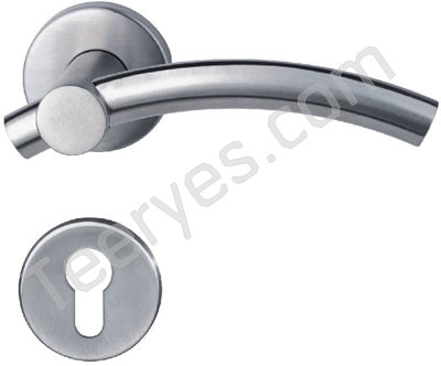 Solid Lever Handle-TS041