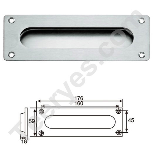 Caninet Handle