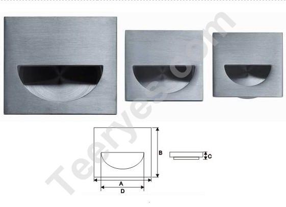 Furniture Flush Handle-AL0051