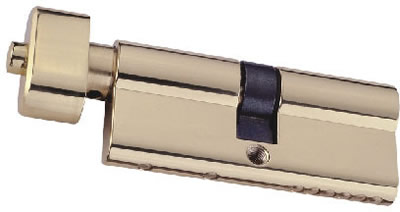 Lock Cylinder for Washroom
