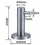 Stainless steel Door Stopper-DS077