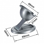 Magnetic Door Stopper-DS084