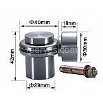 Stainless steel Door Stopper-DS049