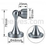 Stainless steel Door Stopper-DS060B