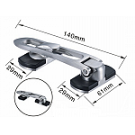 SS Solid Security Buckle